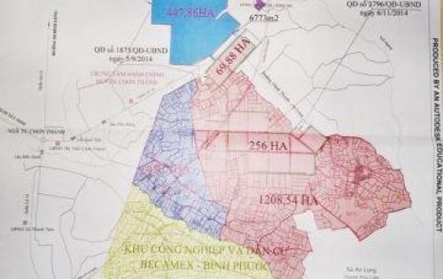 Về quê cần bán gấp miếng đất ở Mỹ phước 3 gần KCN Mỹ phước