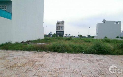 Bán gấp đất KDC Thuận Đạo, Bến Lức. Mặt tiền đường Nguyễn Trung Trực, dân cư đông đúc, giá 6tr/m2