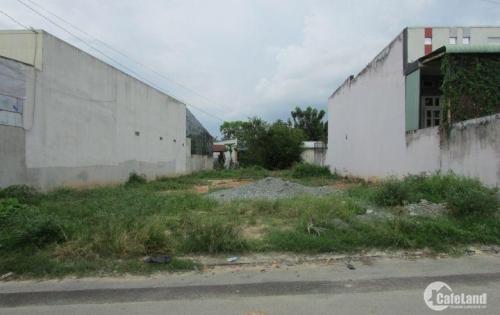 Bán gấp đất mặt tiền Nguyễn Trung Trực, thị trấn Bến Lức,180m2 giá 570tr, thổ cư 100%, SHR, XDTD
