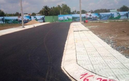 Chính thức mở bán siêu dự án mặt tiền Nguyễn Trung Trực-thị trán Bến Lức