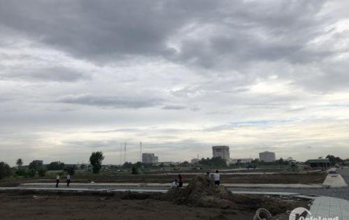 Mặt tiền đường Nguyễn Trung Trực 875tr/nền, 125m2, thị trường tốt để đầu tư sinh lợi
