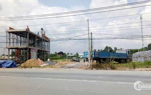 Đất MT Huỳnh Văn Nghệ ngay cổng Trấn Biên.giá chỉ 739tr.thổ cư 100%.