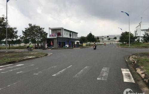 100m2 đất thổ cư cặp sát chợ ngay ngã ba Thái Lan, gần KCN giá chỉ 549tr