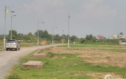 Đất mặt tiền Nguyễn Thị Tồn, gần cầu Hóa An, sổ riêng đường thông 12m.