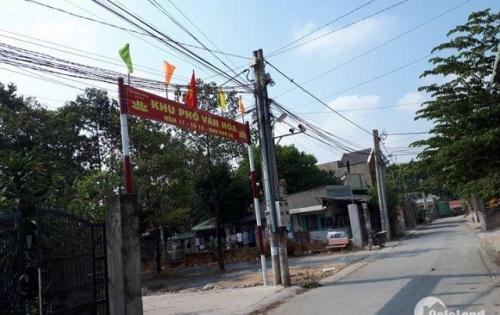 Bán Đất Cách Chợ Trảng Dài 1km Giá 550Tr/Lô P. Trảng Dài, Biên Hòa, Đồng Nai