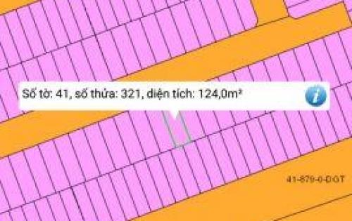 Bán đất phú gia 1 Trảng Dài sổ hồng riêng thổ cư 100%