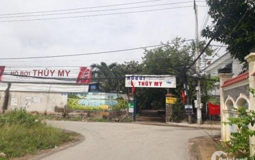 100m2 đất thổ cư cạnh chợ ngay ngã 3 Thái Lan, gần KCN tiện kinh doanh giá chỉ từ 549tr