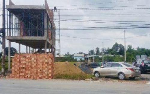Bán lô đất giá rẻ mặt tiền đường DT 768, ngay UBND xã Bình Hòa