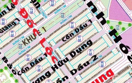 Bán đất Khương Hữu Dụng Hướng Đông Nam, lô sạch, 1.85 tỷ, gần Thanh Hóa, LH 0931 453 318 gặp chủ