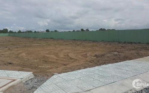 Bán đất KCN mặt tiền đường Nguyễn Trung Trực 25m,SHR,cơ sở hạ tầng hoàn thiện ,tặng vàng SJC