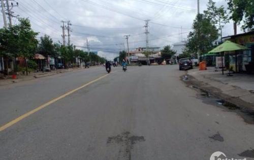 Bán 85m2 Đất Đường Nguyễn Trung Trực Xã Long Định, Shr, 870tr