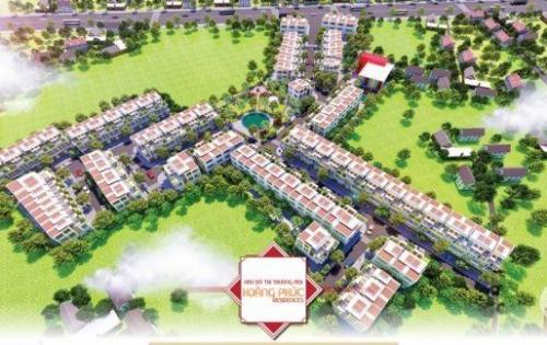 Bán đất nền Khu đô thị thương mại HOÀNG PHÚC