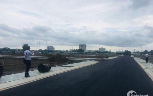 Bán đất mặt tiền đường 10m DT 85m2 SHR ngay chợ Thuận Đạo-LA