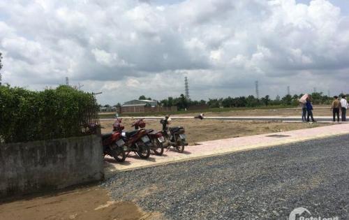 Đất nền dự án mặt tiền Quốc Lộ 50, giá chỉ từ 10,8tr/m2, công chứng nhận sổ ngay