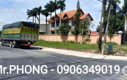 Đất ở,Thổ Cư 100%,SHR, Hoàng Phúc Residence  Hot Nhất Khu vực phía Nam 0906349019