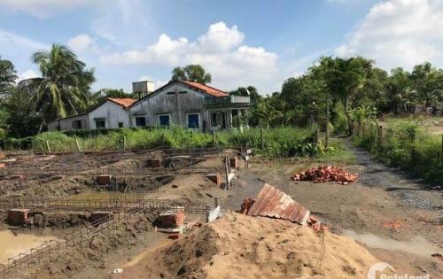 Cần bán gấp lô đất thổ cư 100% sát mặt tiền đường 835, huyện Cần Giuộc