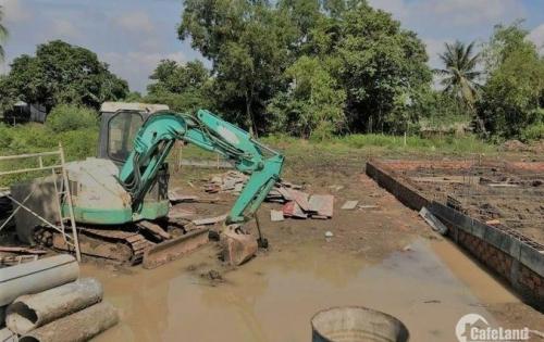 Đất thổ cư giá rẻ xã Phước Lâm, Cần Giuộc, Long An