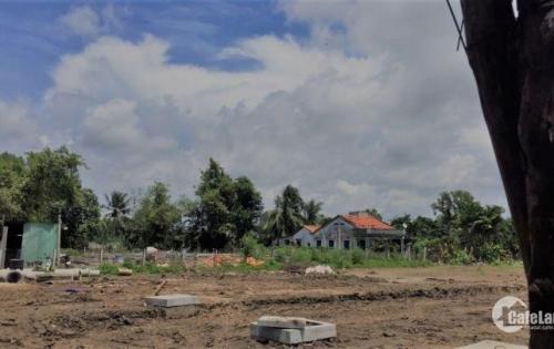 Đất nền giá rẻ 6 triệu/m2 ở mặt tiền đường tỉnh Long An