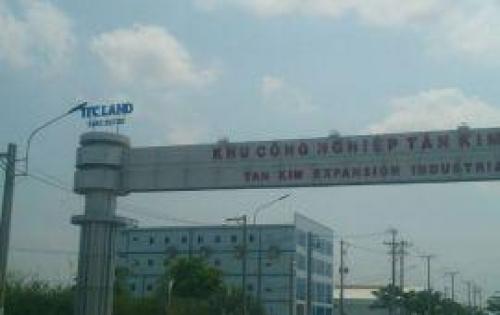 Cần bán gấp đất MT QL50, gần KCN Tân Kim, cách chợ Trạm 300m, giá chỉ 10tr/m2