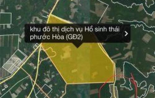 Bán đất chơn thành BP gần KCN becamex
