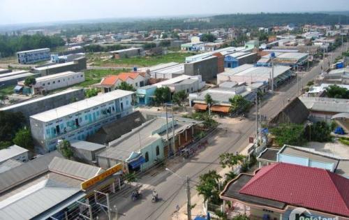 GĐ Tôi bán gấp 2 lô đất thổ cư ngay chợ gần KCN, Dân Cư Đông. Tiện Ở, Kinh doanh ngay