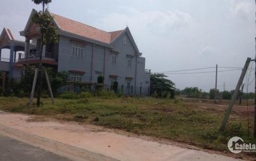Chủ đất bán lô đất mặt tiền giá rẻ, khu dân cư đông, bao sang tên. LH 0977082021