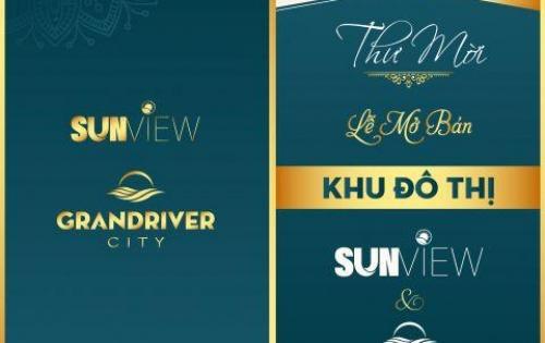 Mở bán dự án  hot nhất Nam Đà Nẵng - Nhanh tay chọn cho mình lô đẹp nhất để an cư