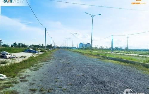 Nhận đặt chỗ dự án mới Nam Đà Nẵng ven sông Cổ Cò chỉ 645tr
