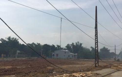 Nhận đăt chỗ dự án mới ngay UBND Điện Thắng Trung chỉ 50tr/lô