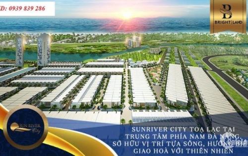 Bán gấp lô đất cạnh khu đất Quảng River Side, sát làng đại học và Cocobay. LH 0939 839 286