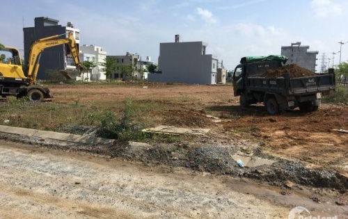 Bán đất để kinh doanh nhà hàng khách sạn tại Vĩnh Điện, giá 787tr/ lô