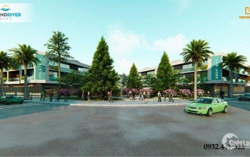 Tung block ngoại giao đất nền view sông Cổ Cò, đầu tư ngay hôm nay