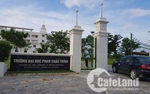 Cần bán lô đất khu đô thị số 3, đối diện là Đại Học Y Phan Chu Trinh