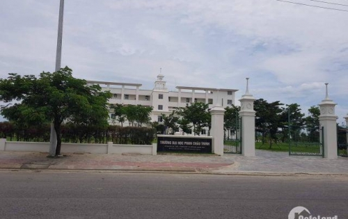 Cần bán 3 lô liền kề, ngay cạnh trường đại học y Phan Chu Trinh. khu đô thị số 3,