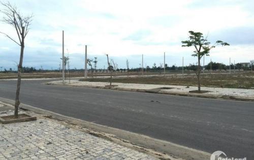 Cần bán lô góc và lô liền kề cạnh khu đô thị FPT và Cocobay cách biển 800m. LH 0939 839 286