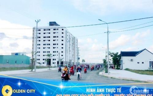 Cần bán lô đất khu đô thị Golden City kề khu công nghiệp Điện Ngọc