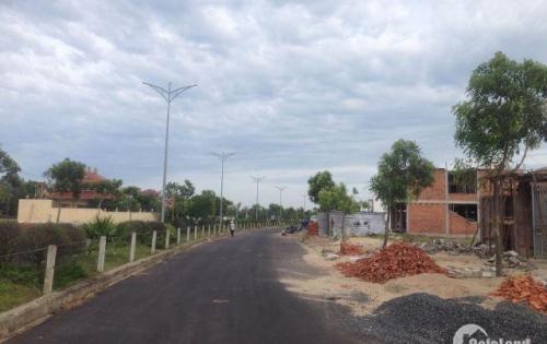 Cần bán lô đất ngay gần trường Đại Học y Phan Chu Trinh, khu đô thị số 3.