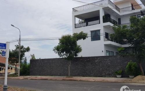 Cần bán lô đất khu đô thị số 3, đối diện trường Đại Học Y Phan Chu Trinh.