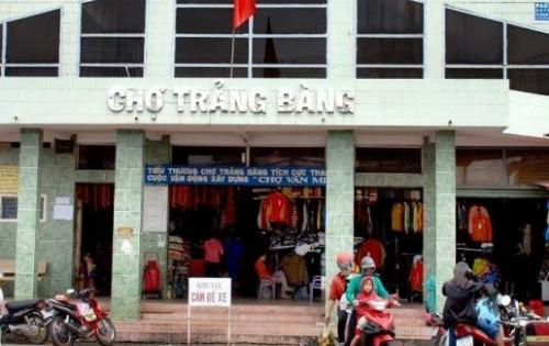 Bán đất thổ cư giá rẻ tại An Hòa Trảng Bàng Tây Ninh