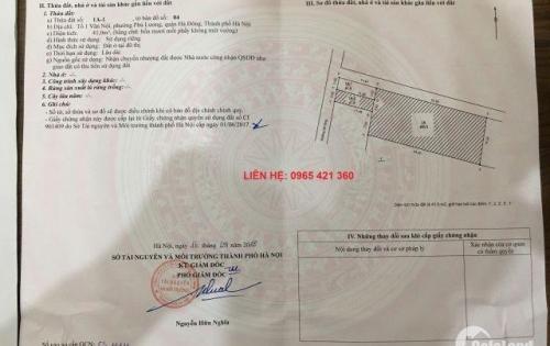 Chính chủ bán đất ngay ngã 3 Bala, 2 mặt thoáng, oto cách nhà 8m, cách 21B 50m. Giá 750 triệu