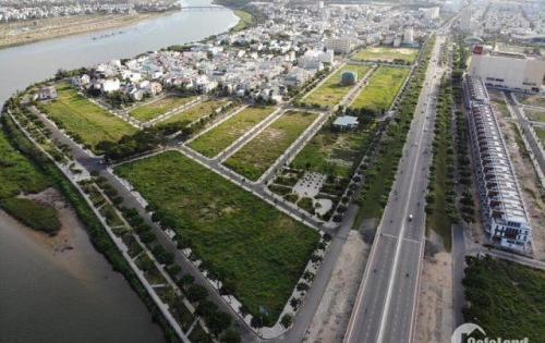 Đất biệt thự ven sông Hàn ngay chân cầu Tuyên Sơn, khu đẳng cấp bật nhất ĐN