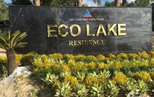 Bán đất dự án Eco Lake cơ hội đầu tư sinh lời cho mọi nhà