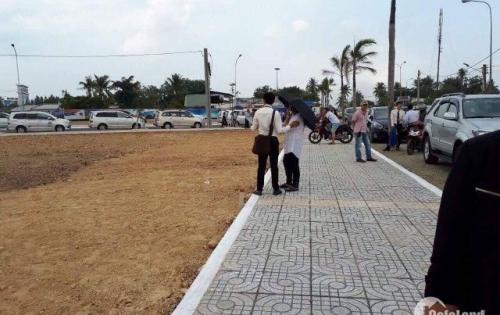 Bán đất nền thổ cư dự án khu dân cư Bình Chánh mở rộng