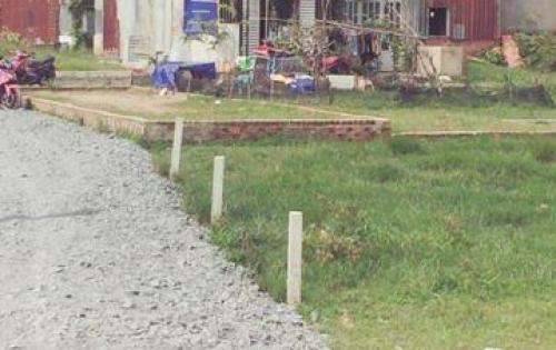 Bán đất đường Quách Điêu, Bình chánh sổ hồng chính chủ DT: 4x11m, 5x12m (giá 460tr) xây dựng ngay
