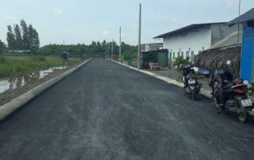 Cần bán lô đất mặt tiền đường Kinh Rau Răm DT 5x21m, SHR, LH 0932 660 780 - Vân