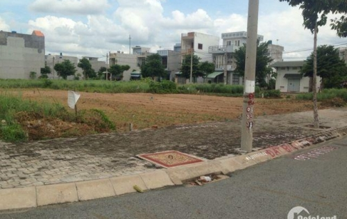 Bán đất nền ngay MT đường quốc lộ 50