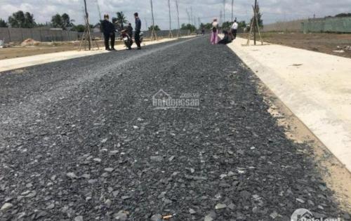 Chính chủ bán 80m2 đất thổ ở Bình Hưng Bình Chánh, SHR, giá 750tr