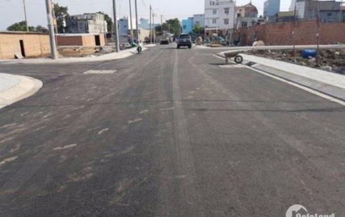 Bán gấp đất nền ngay mặt tiền đường hạ tầng hoàn thiện