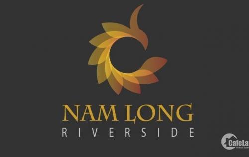 Cơ hội ngàn vàng. Mở bán Nam Long Riverside Bình Chánh 910tr Nền 85m2, SHR, Chiếc khấu 5 chỉ vàng
