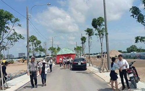 Giá đất chỉ tăng không giảm tại KDT Hoàng Phúc, mở bán Đợt 1 -130 nền, từ 790 triệu/nền